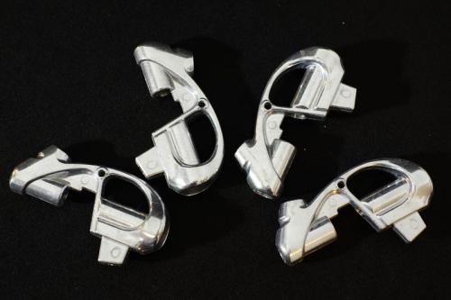Kroglicno poliranje inox sijaj - Rotary polishing, high gloss stainless steel - Rotationspolieren, Hochglanz-Edelstahl