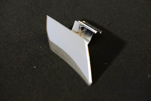 ročaj cinkova zlitina ročna obdelava - Hand-machined zinc alloy handle - Handbearbeitete Griffe aus Zinklegierung
